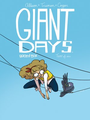 cover image of Giant Days (2015), Issue 2