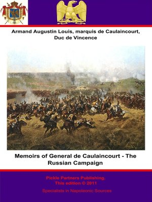 cover image of The Russian Campaign