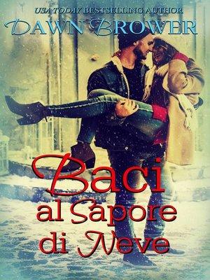 cover image of Baci al sapore di neve