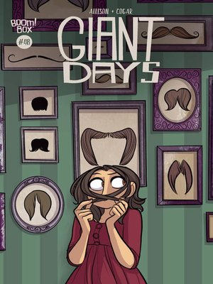 cover image of Giant Days (2015), Issue 48