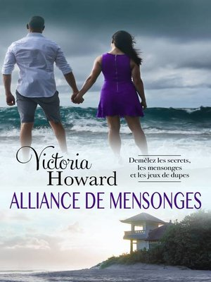 cover image of Alliance de Mensonges
