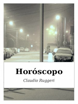 cover image of Horóscopo