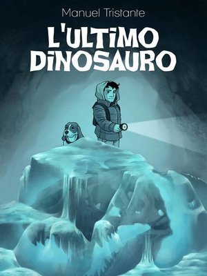 cover image of L'ultimo dinosauro