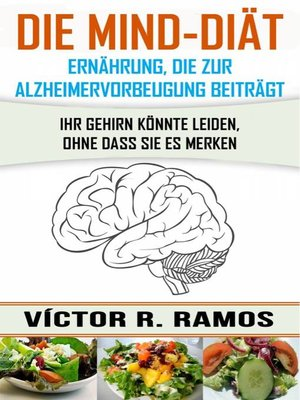 cover image of Die MIND-Diät