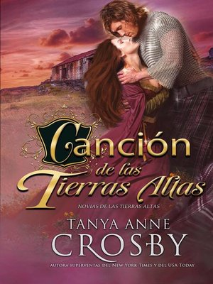 cover image of Canción de las Tierras Altas