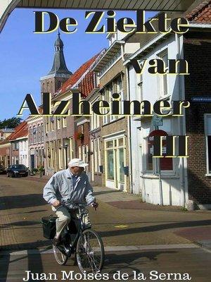cover image of DE ZIEKTE VAN ALZHEIMER III
