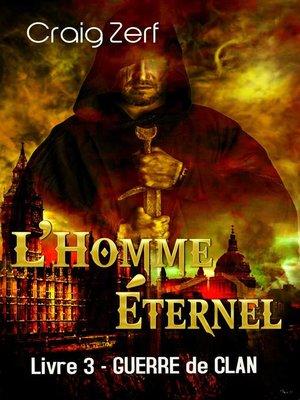 cover image of L'Homme Éternel – Livre 3