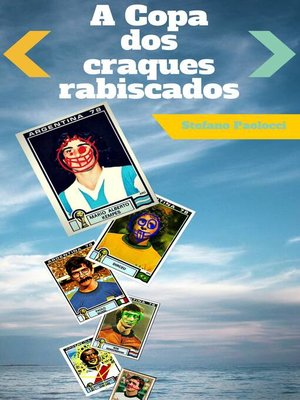 cover image of A Copa dos craques rabiscados