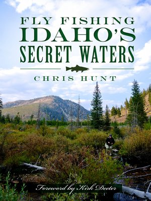 cover image of Fly Fishing Idaho's Secret Waters