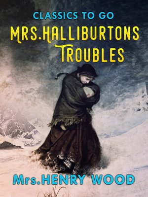 cover image of Mrs. Halliburton's Troubles