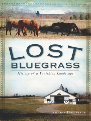 cover image of Lost Bluegrass