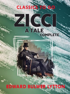 cover image of Zicci  a Tale  Complete