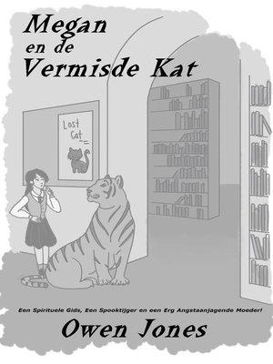 cover image of Megan en de Vermiste Kat