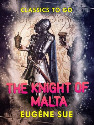 cover image of The Knight of Malta