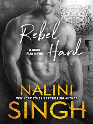 cover image of Rebel Hard