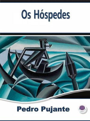 cover image of Os hóspedes