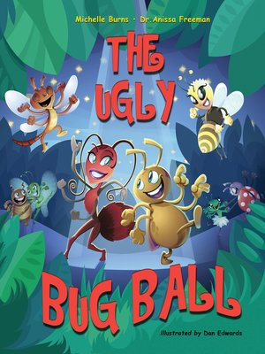 cover image of The Ugly Bug Ball