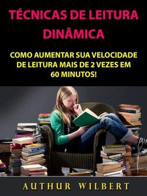 cover image of Técnicas De Leitura Dinâmica