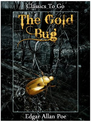 cover image of The Gold-bug