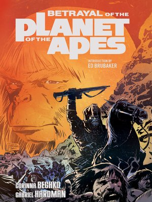 cover image of Betrayal of the Planet of the Apes