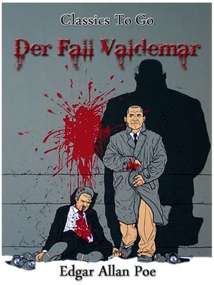 cover image of Der Fall Valdemar