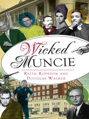 cover image of Wicked Muncie