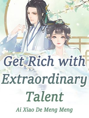 cover image of Get Rich with Extraordinary Talent