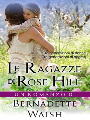 cover image of Le ragazze di Rose Hill