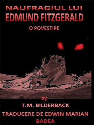 cover image of Naufragiul Lui Edmund Fitzgerald