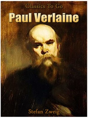 cover image of Paul Verlaine