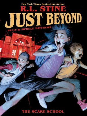 cover image of The Scare School