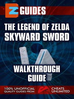legend of zelda skyward sword guide book