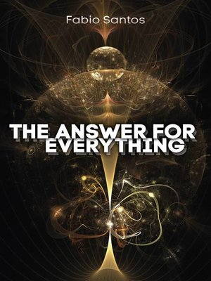 cover image of The Answer for everything