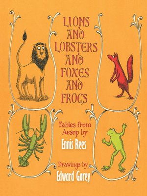 cover image of Lions and Lobsters and Foxes and Frogs