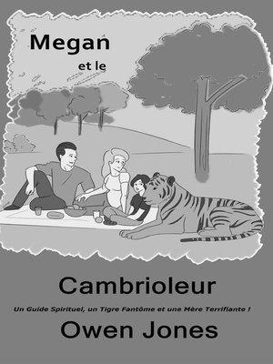 cover image of Megan et Le Cambrioleur