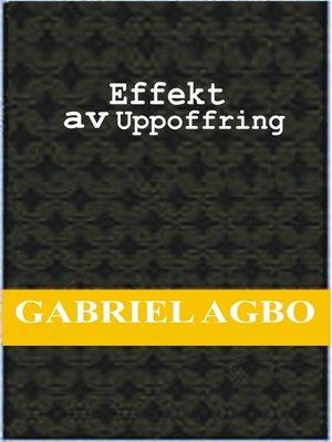 cover image of Effekt av uppoffring