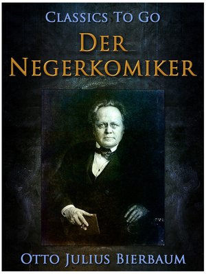 cover image of Der Negerkomiker
