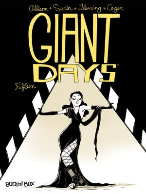 cover image of Giant Days (2015), Issue 15
