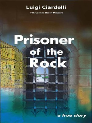 cover image of Prisoner Of The Rock