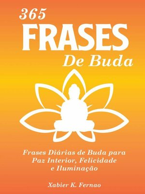 cover image of 365 Frases de Buda