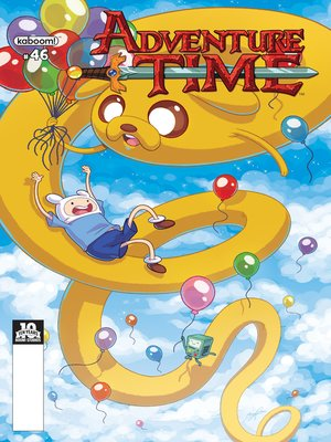cover image of Adventure Time (2012), Issue 46
