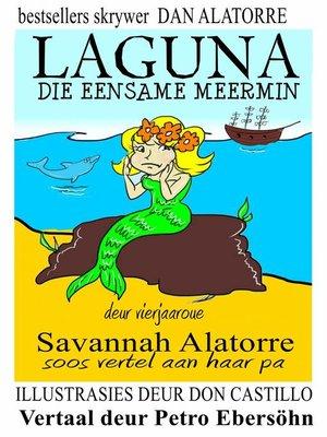 cover image of Laguns Die Eensame Meermin