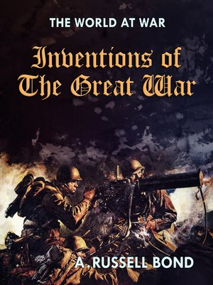 cover image of Inventions of the Great War