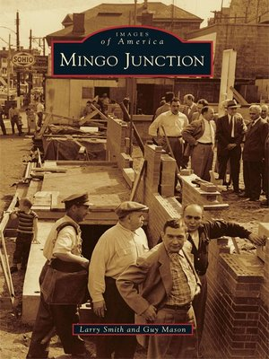 cover image of Mingo Junction
