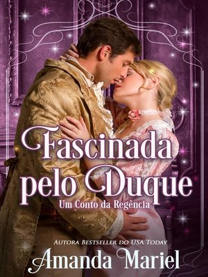cover image of Fascinada pelo Duque