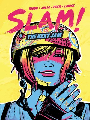 cover image of SLAM!: The Next Jam