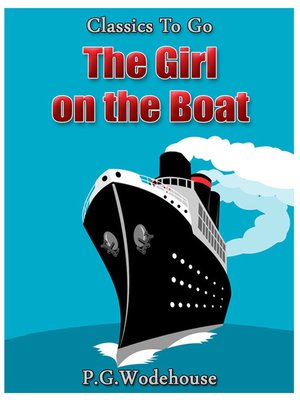 cover image of The Girl on the Boat