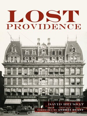 cover image of Lost Providence