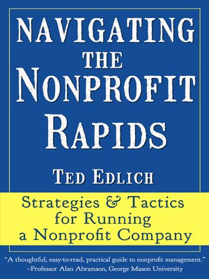 cover image of Navigating the Nonprofit Rapids