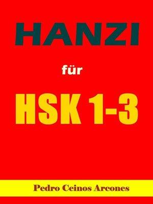 cover image of HANZI für HSK 1--3